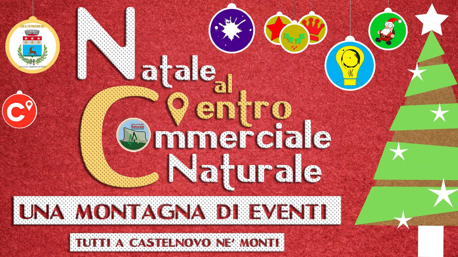 Calendario Per Sito Web.Natale 2018 Centro Commerciale Naturale Eventi Calendario