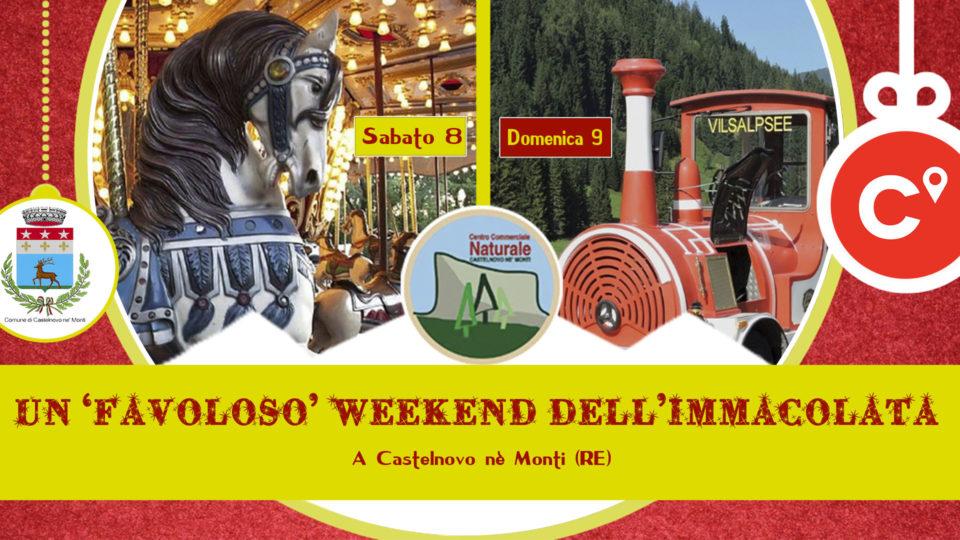 WALLPAPER-SITO-WEB-weekend-immacolata-Natale-8-9-12-2018-Centro-Commerciale-Naturale-shopping-Giostre-Trenino-Castelnovo-ne-Monti-Mercatini-feste